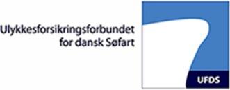 Ulykkeforsikringsforbundet for dansk Søfart logo
