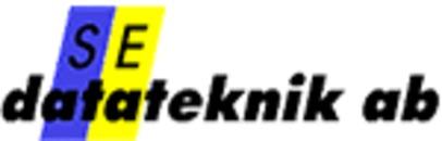 S E Datateknik AB logo