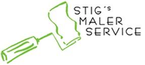 Stig's Malerservice logo