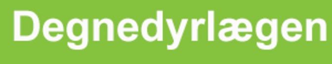 Degnedyrlægen logo