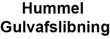 Hummel Gulvafslibning logo