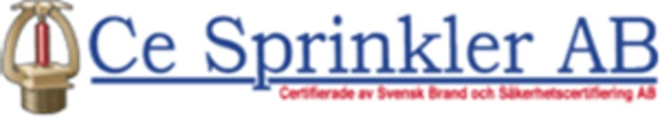 Ce Sprinkler AB logo