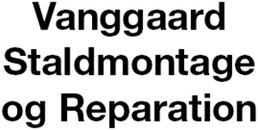 Vanggaard Staldmontage og Reparation logo