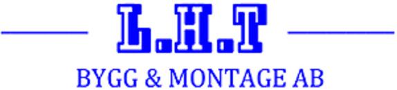 LHT Bygg & Montage AB logo