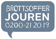 Brottsofferjouren Sandviken Hofors Ockelbo logo