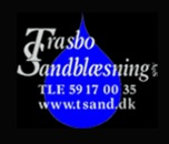 Trasbo Sandblæsning ApS logo