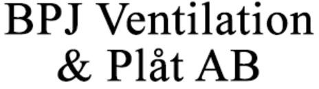 BPJ Ventilation & Plåt AB logo