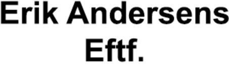 Erik Andersens Eftf. VVS logo