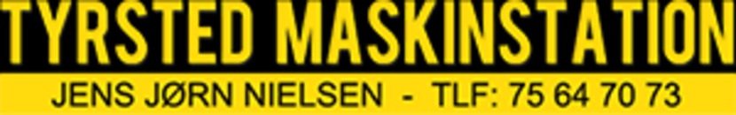 Tyrsted Maskinstation logo