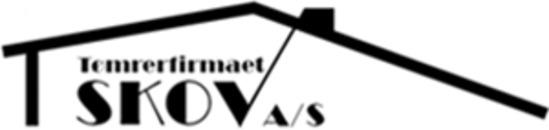 Tømrerfirmaet Skov A/S logo