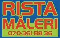 Rista Måleri I Stallarholmen AB logo