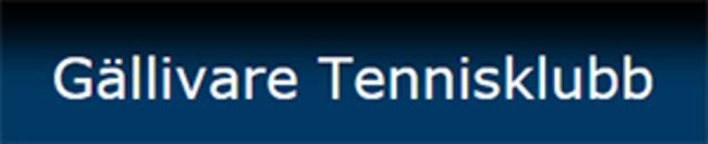 Gällivare Tennisklubb logo