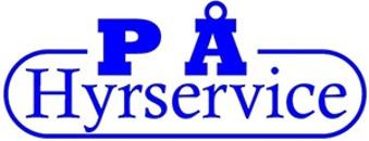P Å Hyrservice logo
