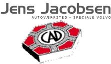 Autoværkstedet Jens Jacobsen logo