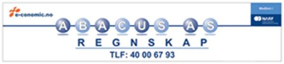 Abacus Regnskap AS logo