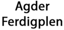 Agder Ferdigplen logo