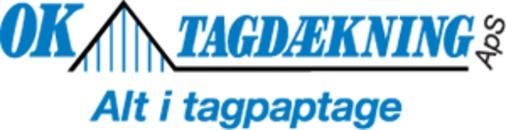 OK Tagdækning ApS logo