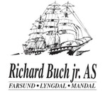Richard Buch Jr AS logo