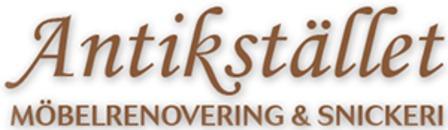 Antikstället logo