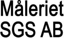 Måleriet SGS AB logo