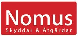 Nomus AB logo