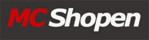 MC Shopen logo