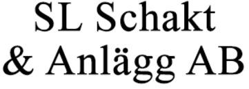 SL Schakt & Anlägg AB logo
