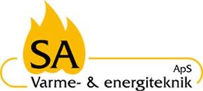 SA Varme- & energiteknik ApS logo