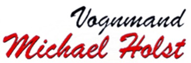 Vognmand Michael Holst logo