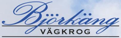 Björkäng vägkrog logo