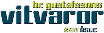 Br Gustafssons Vitvaror i Åsle AB logo