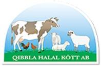 Qibbla Halal Kött AB logo