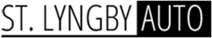 St. Lyngby Auto logo