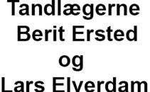 Tandlægerne Berit Ersted og Lars Elverdam logo