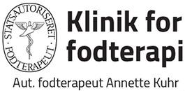 Klinik for fodterapi v/ Annette Kuhr logo