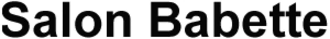 Salon Babette logo