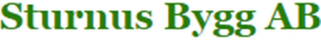 Sturnus Bygg AB logo