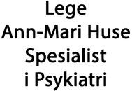 Psykiater Ann-Mari Huse logo