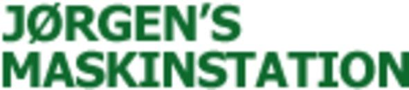 Jørgens Maskinstation A/S logo