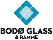 Bodø Glass & Ramme AS logo