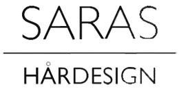 Saras Hårdesign logo