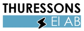 Thuressons Elektriska AB logo