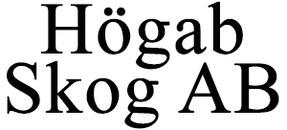 Högab Skog AB logo