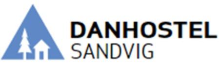 Danhostel Sandvig logo