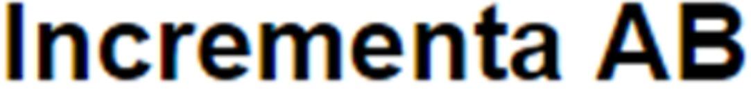 Incrementa AB logo
