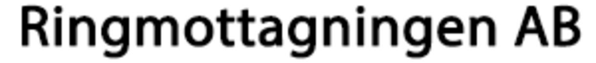 Ringmottagningen AB logo