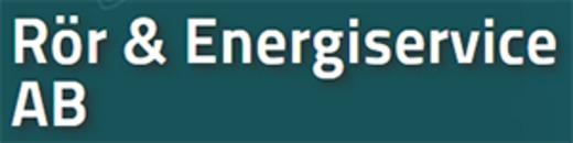 Rör Energi Service i Höganäs AB logo