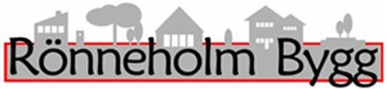 Rönneholm Bygg AB logo