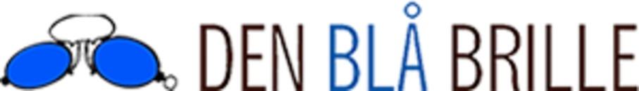 Den Blå Brille logo