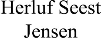 Herluf Seest Jensen logo